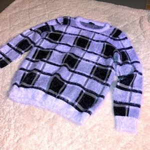Soft and fuzzy XLg sweater